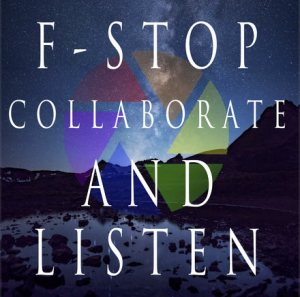 F-Stop Collaborate and Listen podcast cover