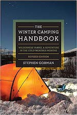 The Winter Camping Handbook book cover