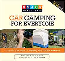 Car Camping for Everyone book cover